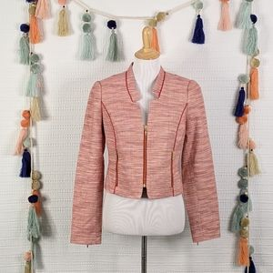 The Limited Cropped Blazer